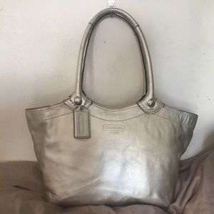 Coach • Metallic Purse